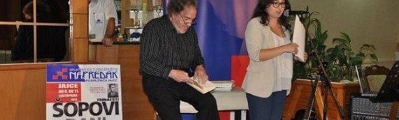 Luko Paljetak napisao pjesmu o Jajcu